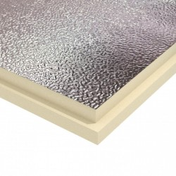Теплоизоляция PIR-плита Pirro Термо 1200x600x30 мм фольга