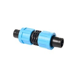 Ремонтное соединение для ленты капельного полива