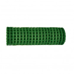 Решетка садовая в рулоне 1*20 м, ячейка 50*50мм