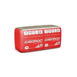 Теплоизоляция ISOROC Супер Теплый 1000 х 610 х 50 мм (6,1 м2, 0,305 м3, 10шт)
