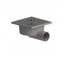 Трап душевой Нержавеющая сталь ИС.110456