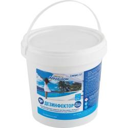 Дезинфектор МСХ (медленный стаб. хлор) в таблетках по 20г., 0,9 кг