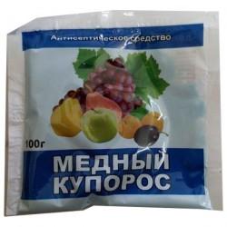 Медный Купорос антисептическое средство 100г
