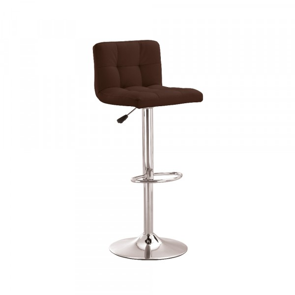стул барный ralph hoker lb chrome eco-31