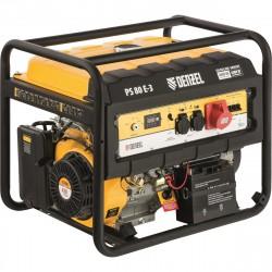 Генератор бензиновый PS 80 E-3 6,5 кВт, 400В, Denzel 946954