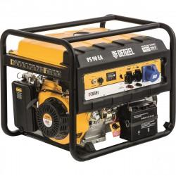 Генератор бензиновый PS 90EA  9000Вт, 220В, Denzel