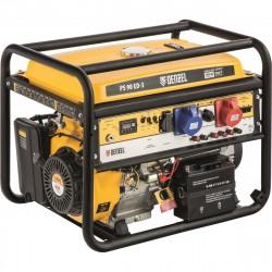 Генератор бензиновый PS 90 ED-3  9000Вт, 220В, Denzel 946944