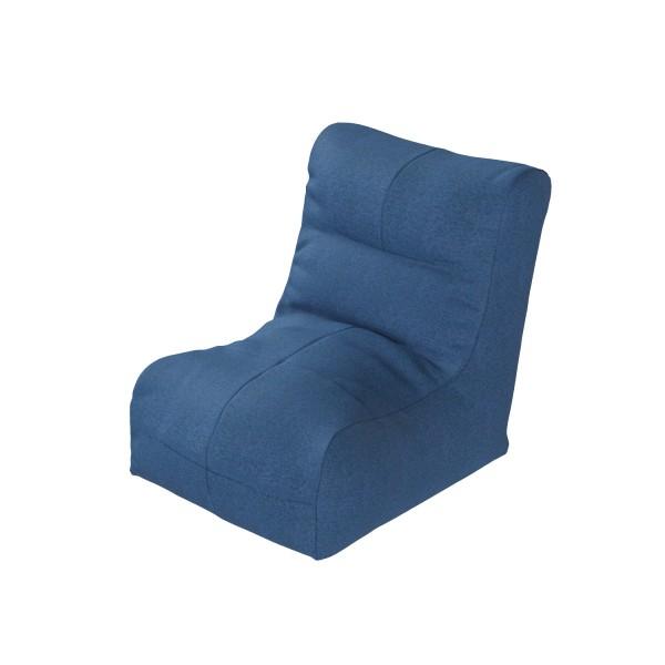 пуф кресло модуль (синий)