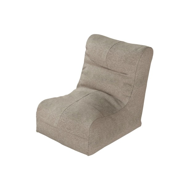 пуф кресло модуль (топленое молоко)