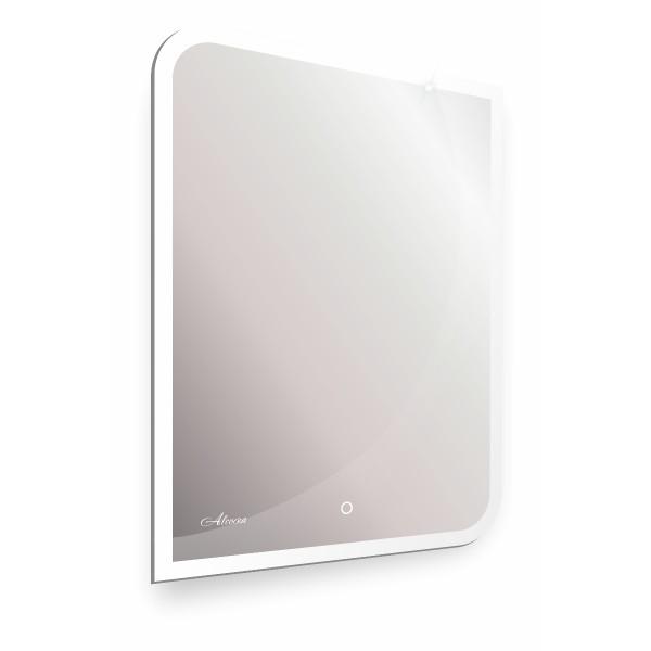 зеркало для ванной tiana led 600x800