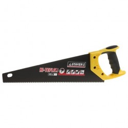 Ножовка по дереву 400мм двухкомпонентная ручка STAYER HI-TEFLON 2-15081-40