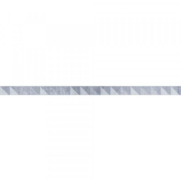бордюр вестанвинд 60х3 голубой 1506-0023