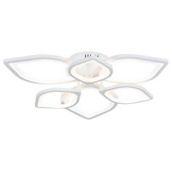 Светильник потолочный Acrylica FA445/6 87W 3000K/6400K 710*710*120 белый Без ПДУ