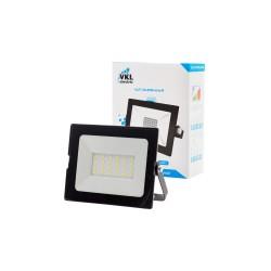 Прожектор светодиодный LED 30W VLF7-30-6500-mini-B 6500К 2700Лм 220V IP65 черный