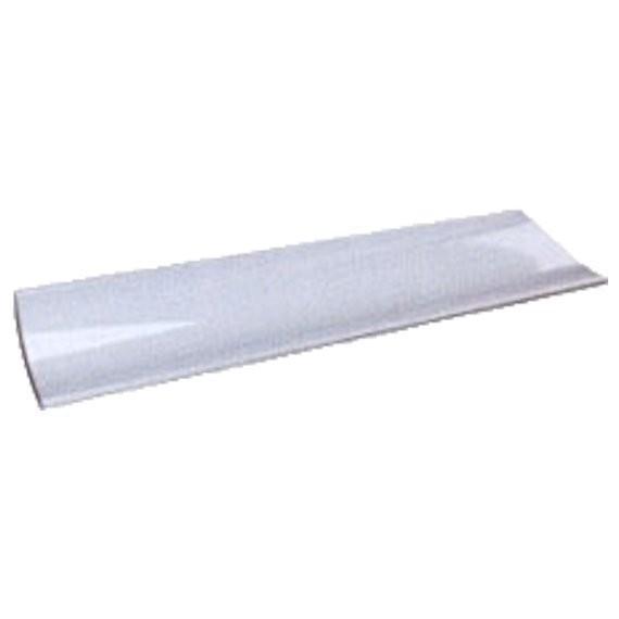 уголок узкий 25см белый