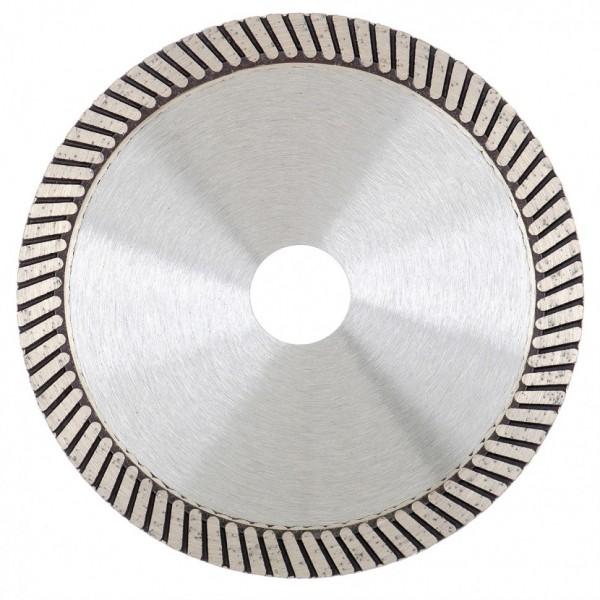 диск алмазный ф230х22,2мм турбо сухое резание gross 730347