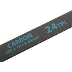 Полотна для ножовки по металлу 300 мм 24TPI Carbon 2 шт. Gross