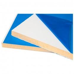 Сэндвич-панель матовая 2,2*0,5*0,01м полистирол (С)