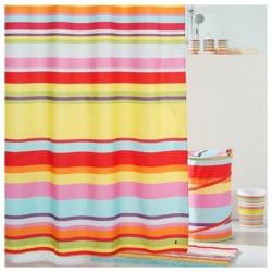 Занавеска для душа 200*240 ID полиэстер, summer stripes 290P24RI11