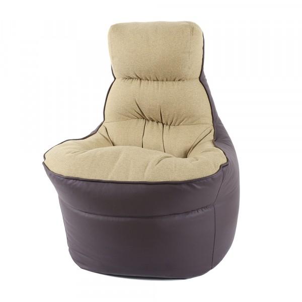 пуф кресло денвер (бежевый)