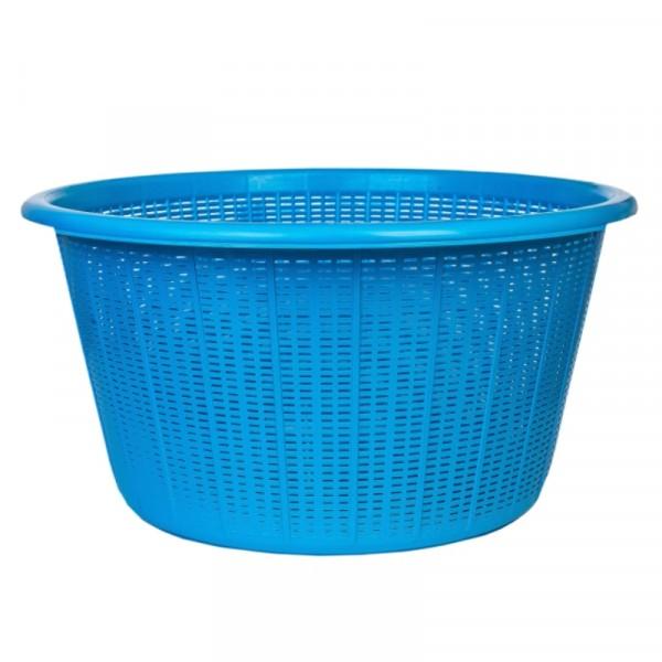 корзина универсальная 22л sparkplast круглая синяя is30001