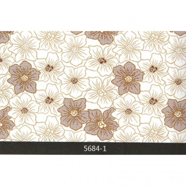 пленка самокл. 5684-1 0,45*8м hongda цветная, декор пленка