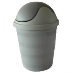 Контейнер для мусора  5,5л круглый ПЦ2543