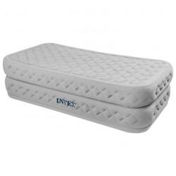 Кровать надувная 99*190,5*51см с электрическим насосом 220В Интекс И66964