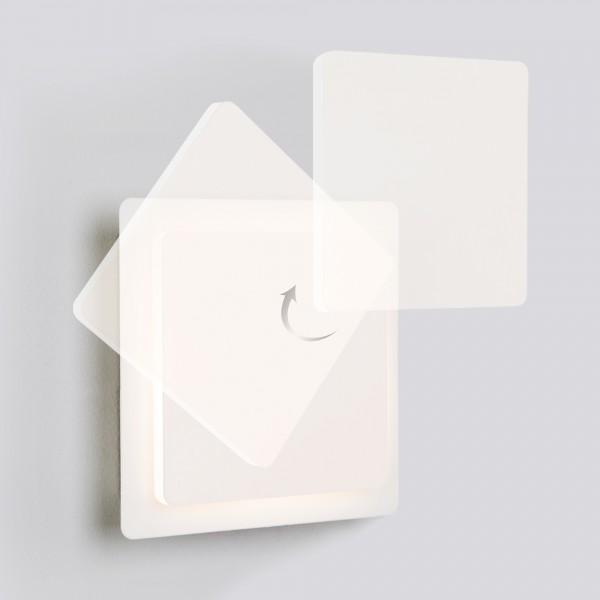 светильник настенный eurosvet screw 40136/1 6w белый светильник настенный eurosvet screw 40136 1 6w белый
