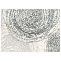 Обои 10Д-059-03 ART флиз. 1,06*10,05м геометрия серый