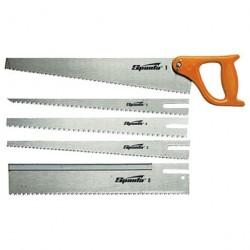 Ножовка по дереву 350мм + 5 сменных полотен, пластиковая рукоятка SPARTA 231255
