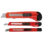 Набор ножей 9-9-18мм 3шт Matrix 78985