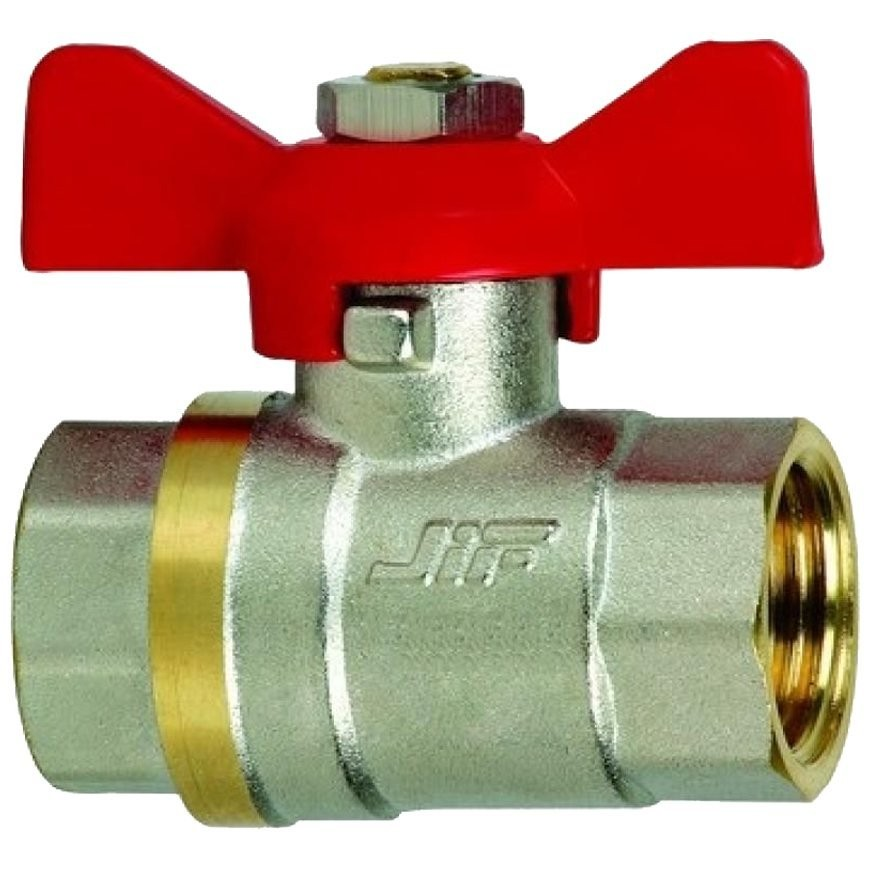 запорный клапан или шаровый кран
