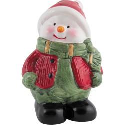 Фигурка декоративная Снеговичок Волшебная страна 004307