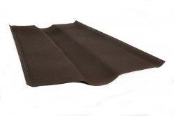 Ендова, цвет коричневый, 1000 х 420 мм