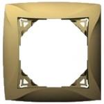 Рамка 1-ая Lexel Дуэт шампань SE WDE000401
