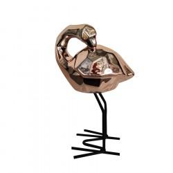 Статуэтка керамическая Фламинго 11х6,5х18,5см 2018-3S
