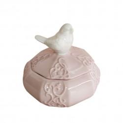 Шкатулка керамическая Легато 9,5х9см 170805F