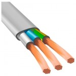 Провод электрический ПУГНП 3х2,5
