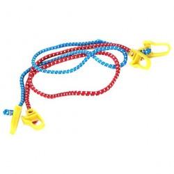 Стяжки для крепления груза с карабинами /2шт/ 1,0м Nova Bright 33345