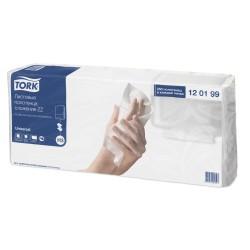 Полотенца бумажные TORK 5пачек по 250шт сложения ZZ 1 слой Н3 120199