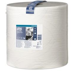 Бамага протирочная повышенной прочностии TORK рулон 1000 листов (37*34см) W1 2слоя 130060