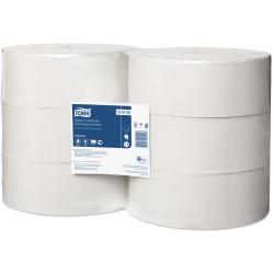 Бумага туалетная TORK Universal Т1 1слой 6 рулонов по 525м 120195