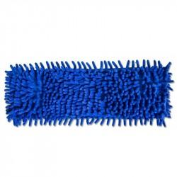 Насадка EUROTEX из микрофибры (шенил) 40*10см для плоской швабры