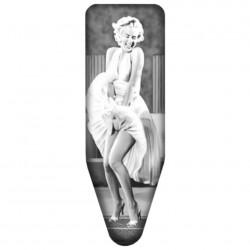 Чехол для гладильной доски 130*54см Marylin Monroe 3642