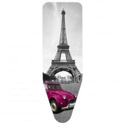 Чехол для гладильной доски 140*55см PARIS хлопок 4181