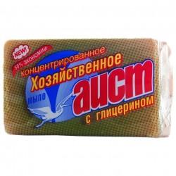 Мыло ХОЗЯЙСТВЕННОЕ 70% 150г с глицерином /Аист/ 669