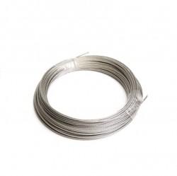 Трос для растяжки DIN 3055 1,0 мм (30м) - накл.