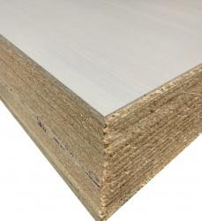 Плита строительная шпунтованная ЛДСП Сосна Карелия, 1100 х 900 х 16 мм (0,99м2)