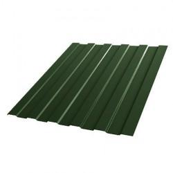 Профнастил С8А 1200*2000мм Полиэстер RAL 6005 зеленый мох /Эконом/